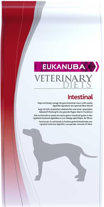EUKANUBA PERRO INTESTINAL FORMULA 12 kg (PROMO MAYO)