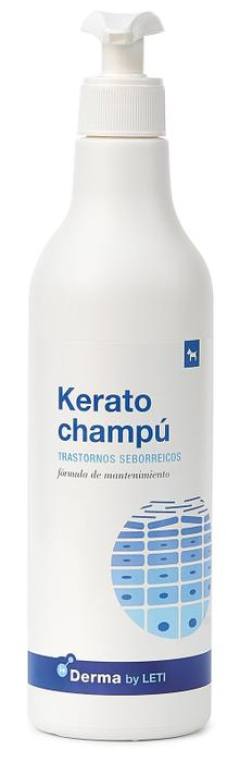 Kerato Champú Fórmula mantenimiento