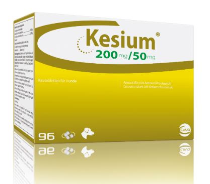 Kesium 250mg PERRO (96 Comprimidos)