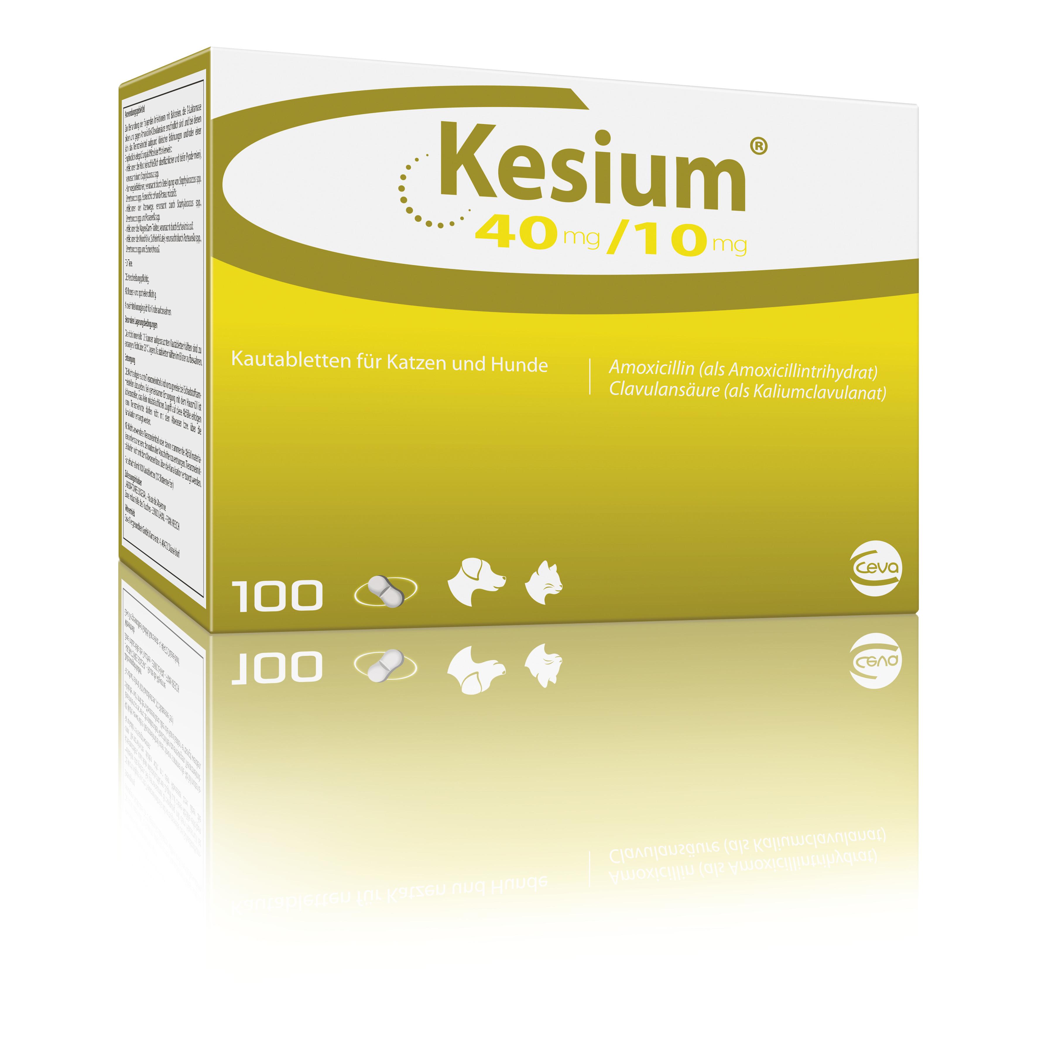 Kesium 50mg PERRO Y GATO (100 Comprimidos)