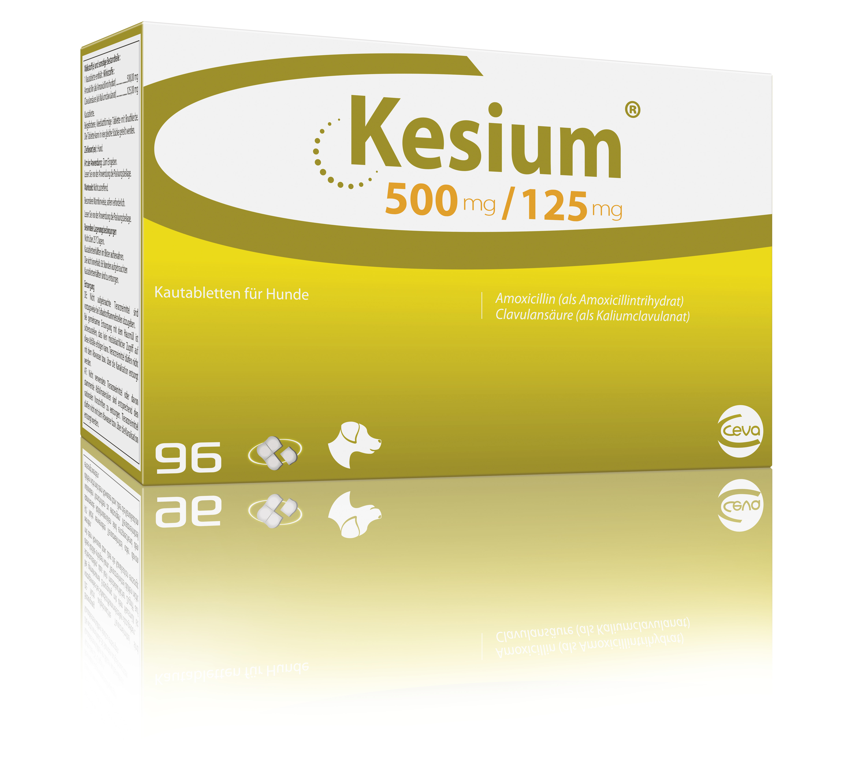 Kesium 625mg PERRO (96 comprimidos)