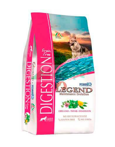 FORZA10 PERRO LEGEND DIGESTION Maintenance Evolution 2.27kg