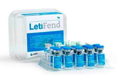 LETIFEND 10 Dosis