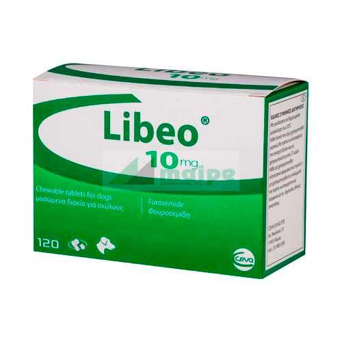 Libeo 10mg (120 Comprimidos)
