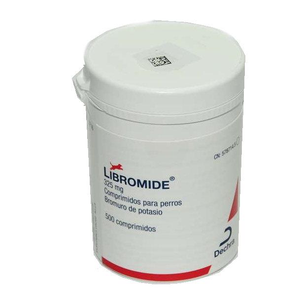 LIBROMIDE 325mg (500 Comprimidos)