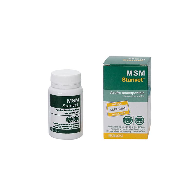 M.S.M. 60 COMPRIMIDOS