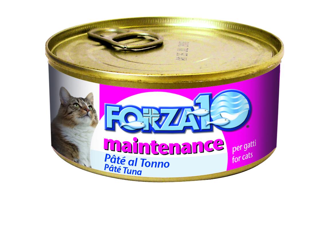 FORZA10 Lata Mantenimiento GATO Atún 170g