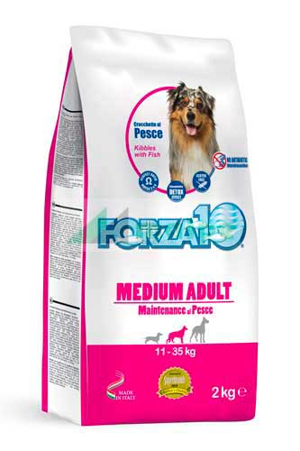 FORZA10 MEDIUM Mantenimiento PERRO 2kg