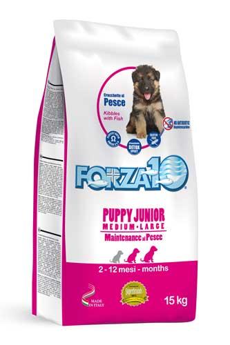 FORZA10 PUPPY JUNIOR PERRO 15kg (PROMO)