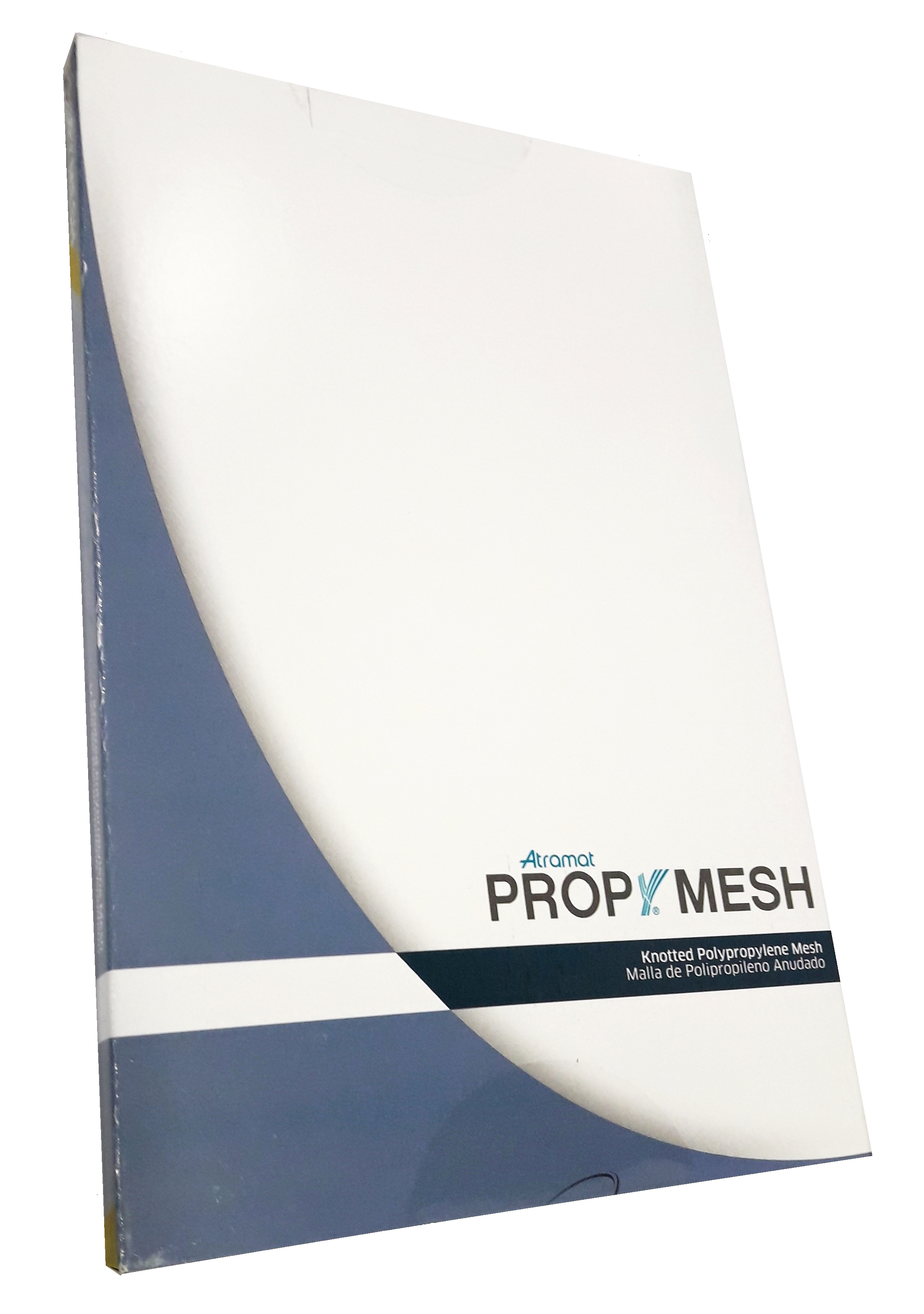 MALLA QUIR. POLIPROP. MONOF. PROPY MESH 8 X 15 CM.