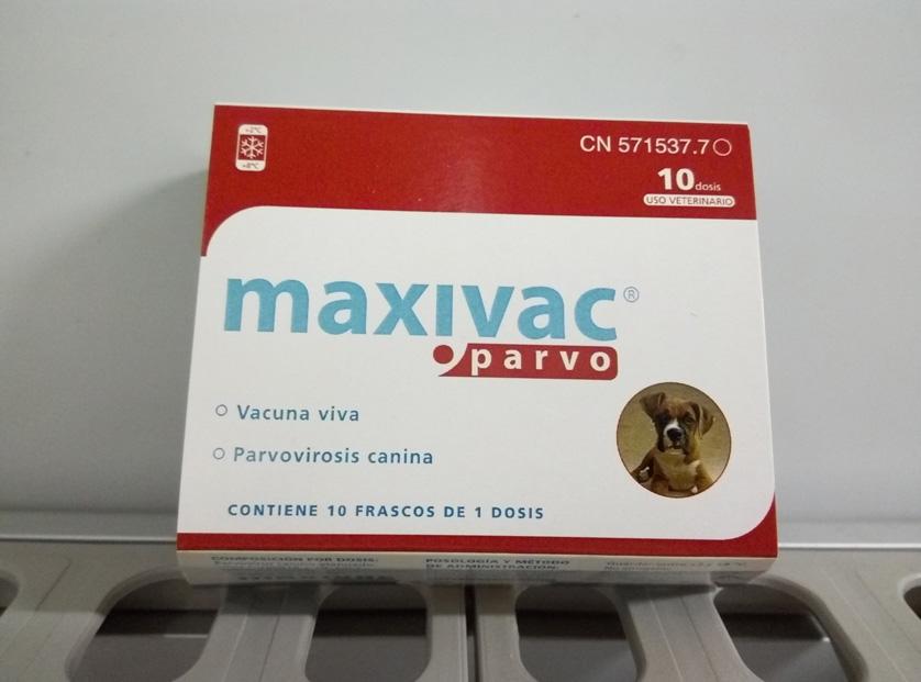 Maxivac Parvo 10 Dosis