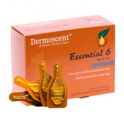 DERMOSCENT SPOT ON  P  10-20 Kg 4P