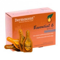 DERMOSCENT SPOT ON  P  20-40 Kg 4P