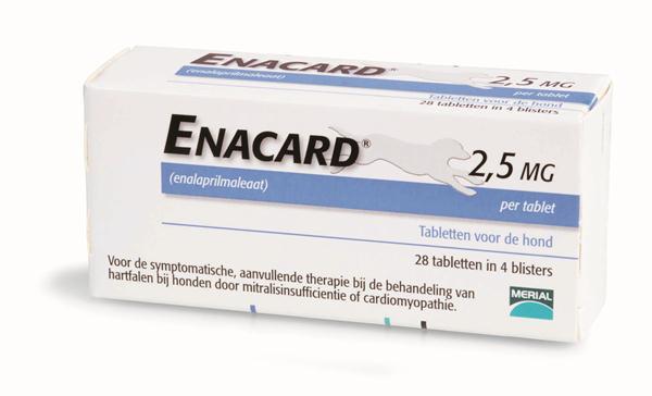 ENACARD 2,5 MGRS