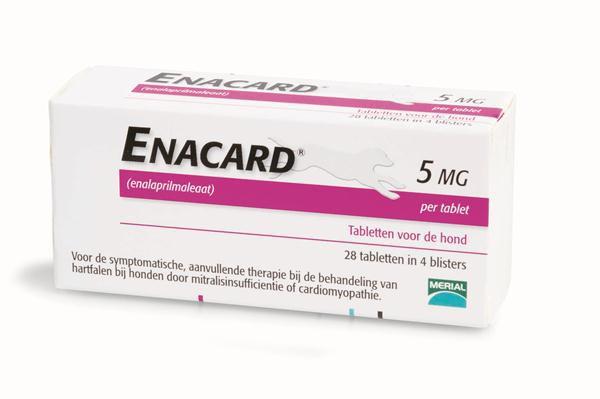 ENACARD 5 MG