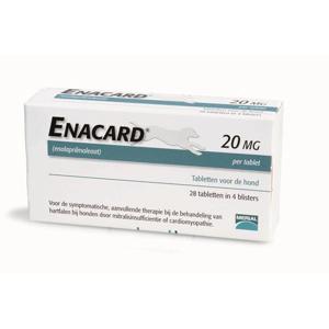 ENACARD 20 MGS