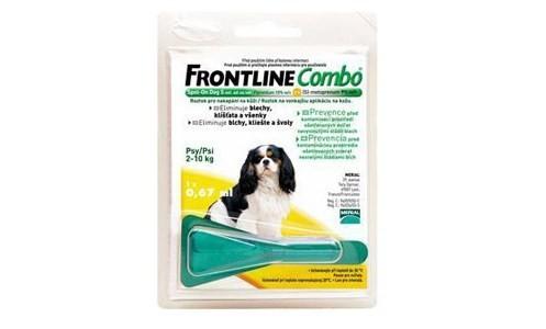 FRONTLINE COMBO MONOPIPETA 2-10 K.