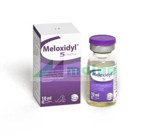 Meloxidyl Inyectable 5mg/ml - 10ml