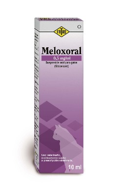Meloxoral GATOS 10ml
