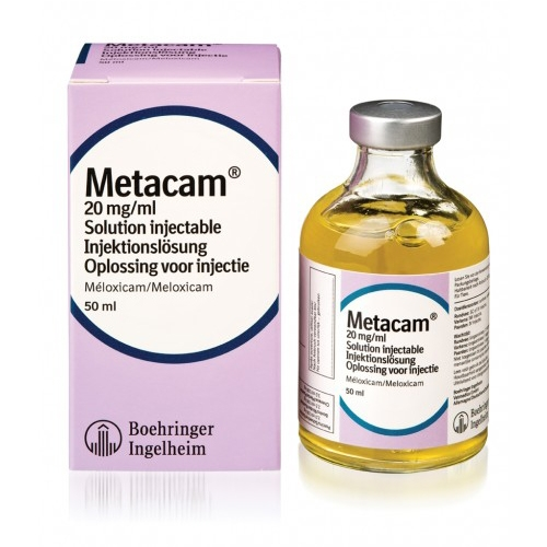 Metacam Solución inyectable 20mg/ml - 50ml