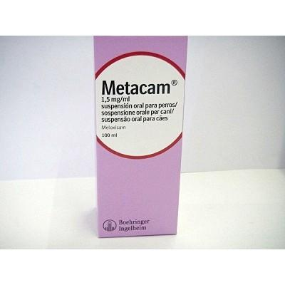 Metacam Suspensión oral 1.5mg - 100ml