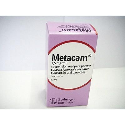Metacam Suspensión oral 1.5mg - 32ml