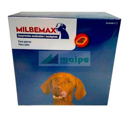 MILBEMAX Masticable 12.5 - 96 Comprimidos (Perro Grande)