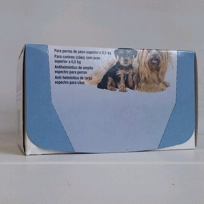MILBEMAX Sabor 2.5 - 100  Comprimidos (Perro Pequeño)