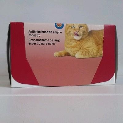MILBEMAX Sabor GATO 100 Comprimidos
