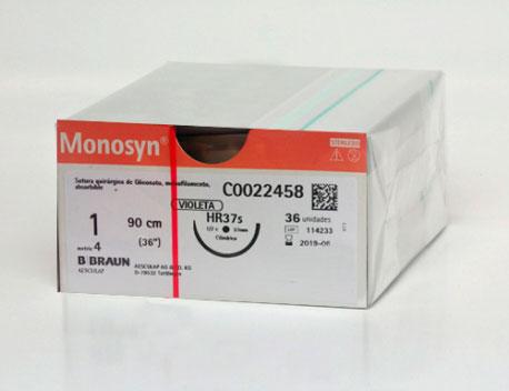MONOSYN VIOLET 1  HS37S 90 CM 36 UDS (C0022478)