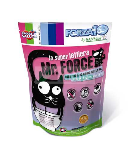 FORZA10 MR FORCE Perfumado 1.5kg