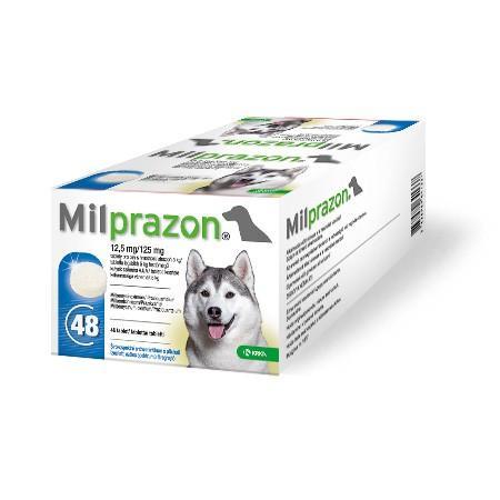 MILPRAZON ADULTO PERRO 48 COMP