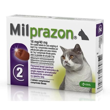 MILPRAZON ADULTO GATO 4 COMP