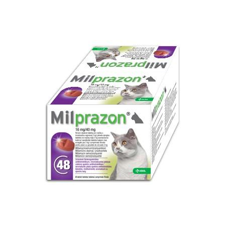 MILPRAZON ADULTO GATO 48 COMP