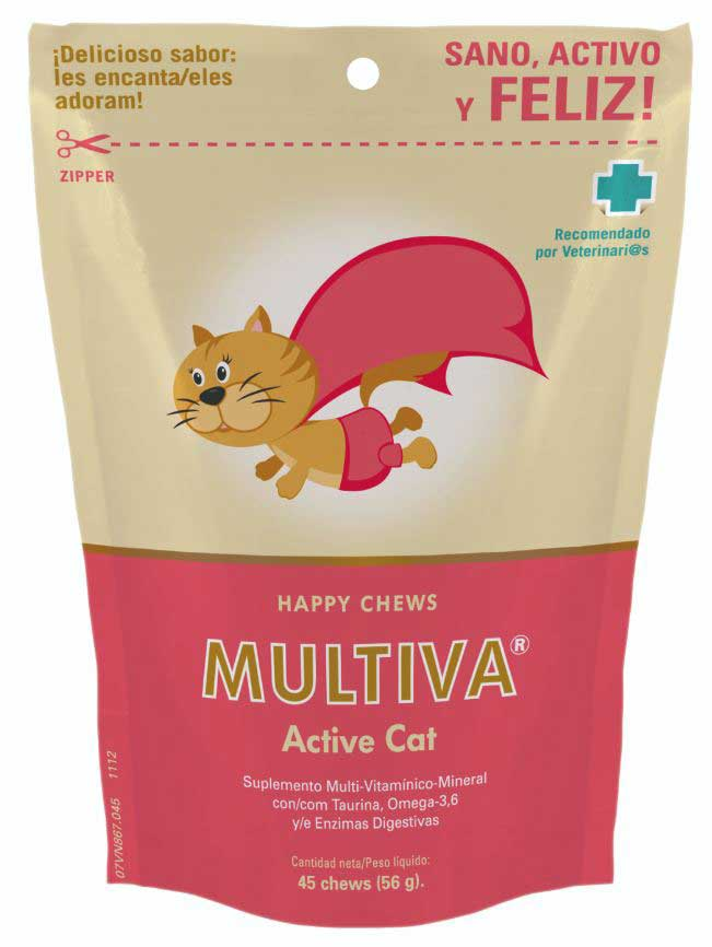 MULTIVA Active Cat 45