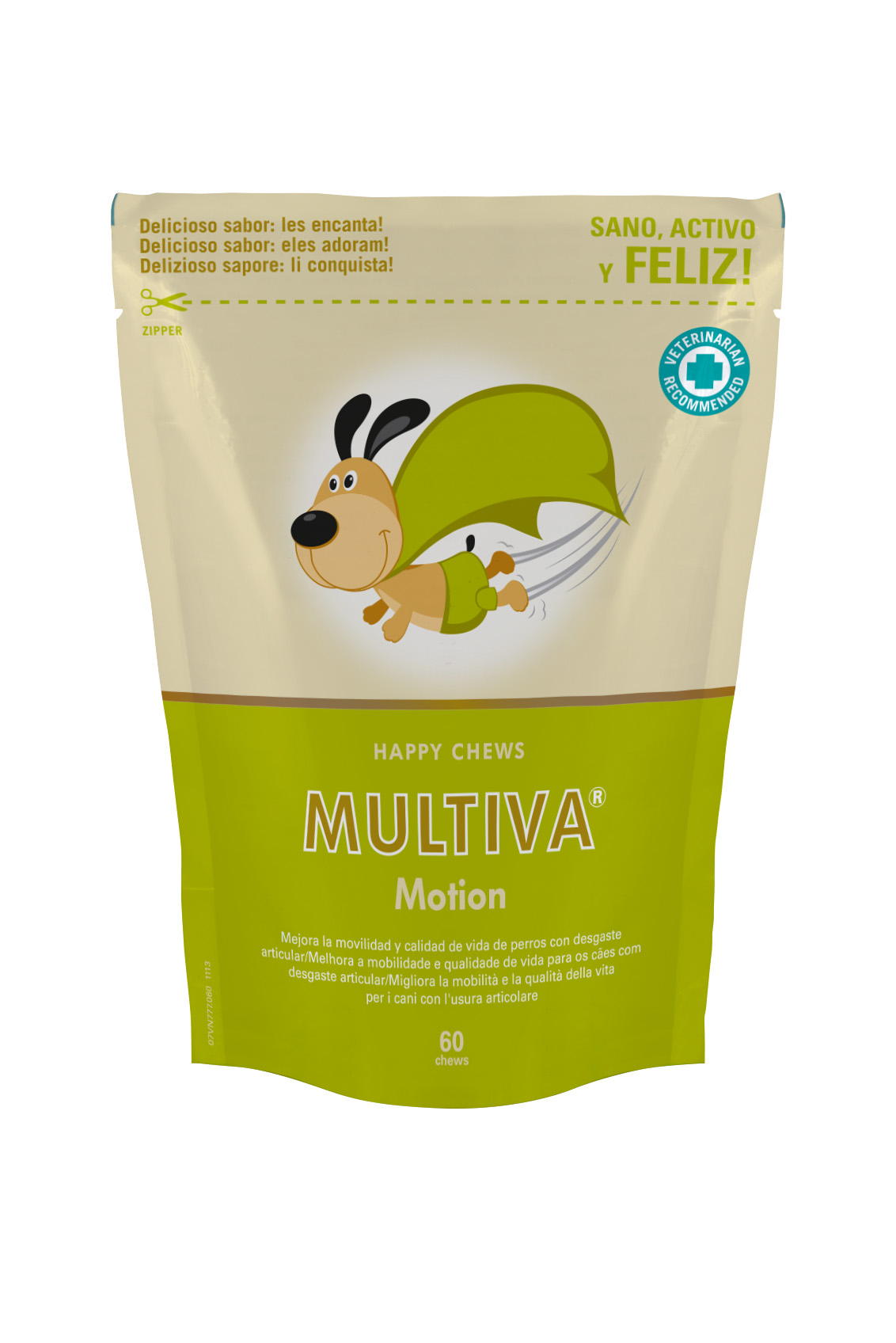 MULTIVA MOTION 60 CHEW