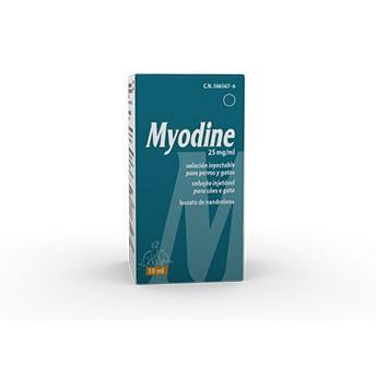 MYODINE 10 ML