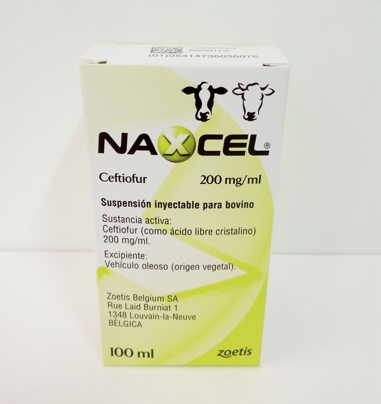 NAXCEL Bovino 100ml