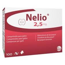 Nelio 2.5mg (100 Comprimidos)