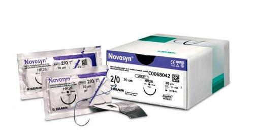 NOVOSYN VIOLET 2/0 HR26 36 UD (C0068042)