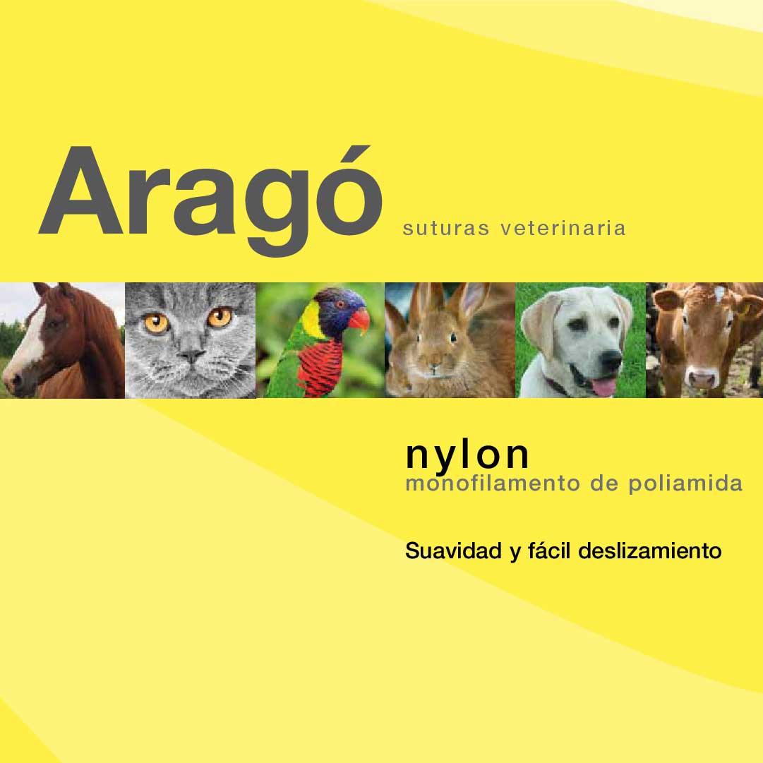 NYLON MONO AZUL USP1 AGU.TRI 1/2 30MM TC20 (20031)