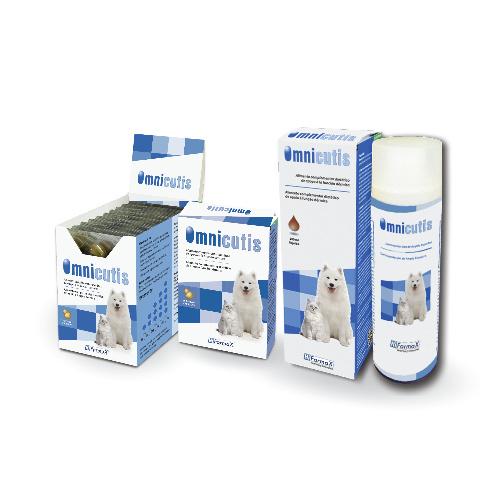 OMNICUTIS - 30 Cápsulas