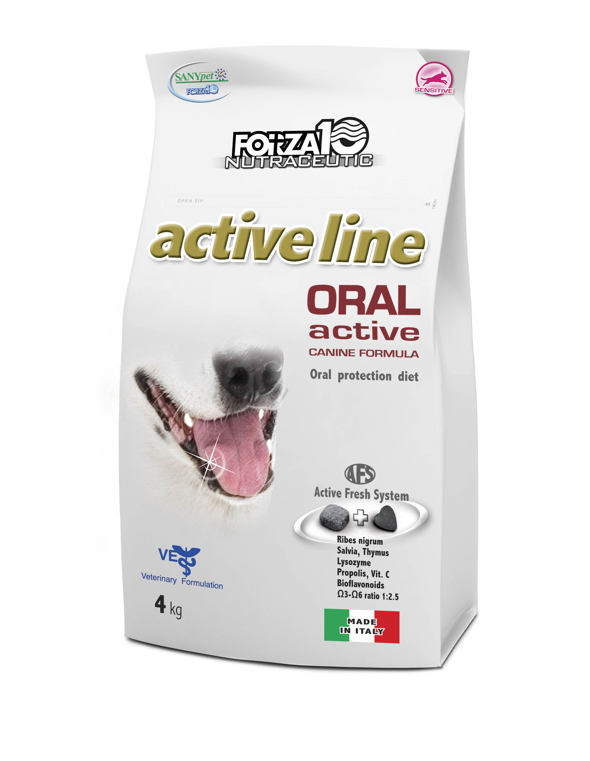 FORZA10 ORAL active 4kg