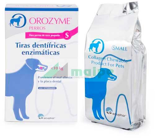 OROZYME Tiras dentífricas S