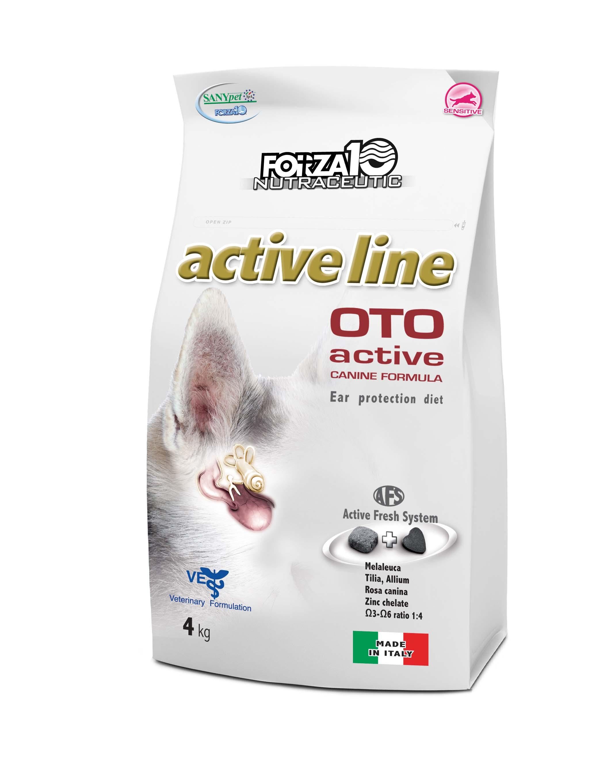 FORZA10 OTO active 4kg