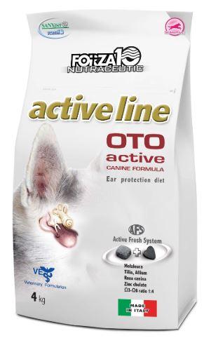 FORZA10 OTO active PERRO (4x150gr)