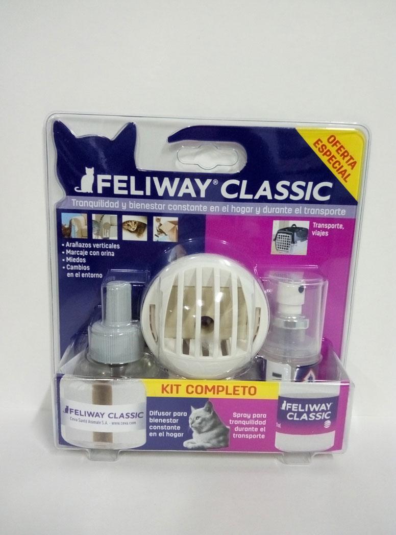 PACK FELIWAY CLASSIC DIF + REC + SPRAY