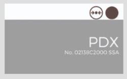 PDX 0 AG TG 1/2 CIRC.26 MM 70 CM VIOLETA 12U