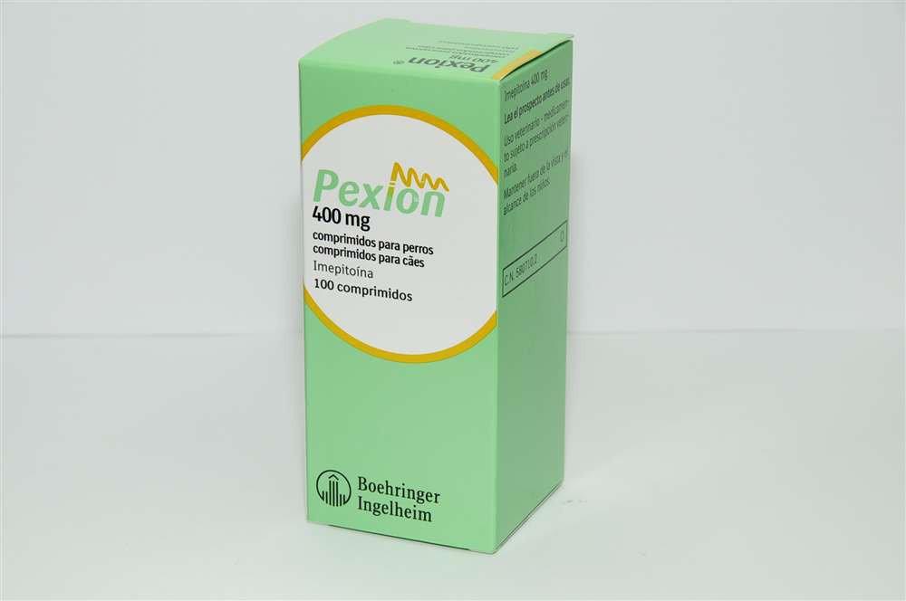 Pexion 400mg (100 Comprimidos)