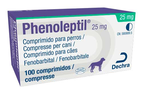 PHENOLEPTIL 25 MG 100 COMP